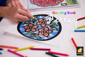 Host An Adult Coloring Party Bulbhead