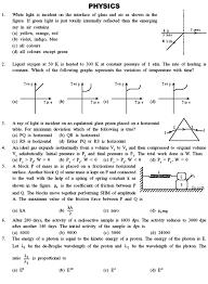 IIT      Screening Paper Physics   IIT JEE      Physics Screening     IIT JEE Next
