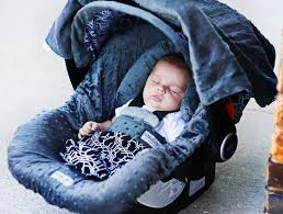 baby car seat cover set