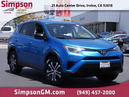 2017 toyota rav4 vehicle photo in irvine ca 92618