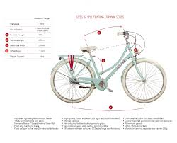 20 New Womens Bicycle Size Chart Womens Bicycles