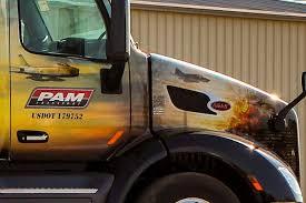 Pam Transport Trucking School - Company-Sponsored CDL Training