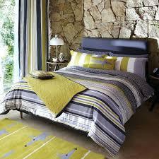 yellow linen duvet cover grey striped bedding by scion yellow mustard yellow linen duvet cover from
