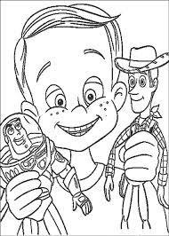 Disegni Di Toy Story Da Colorare Az Colorare