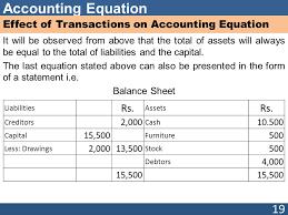 19 accounting