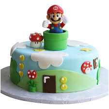Super Mario Cake £89 95 Buy line Free UK Delivery – New Cakes