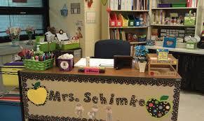7 impactful teacher desk decor ideas sveigre com intended for prepare 3