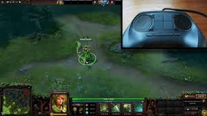 steam controller dota 2 controller binds youtube