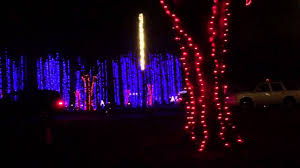 Yogi Bear Campground Nashville Tn Christmas Lights The Dancing Lights Of Christmas At Jellystone Park