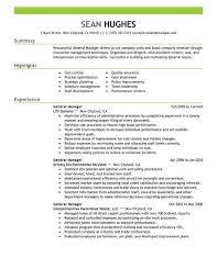 Hotel General Manager Resume Inspirational Hotel Manager Resume