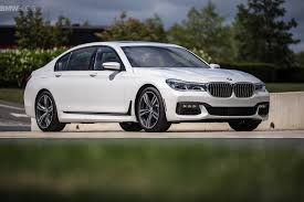 new car launches bmwVIDEO Carwow drives the 2017 BMW 7 Series