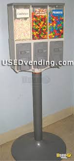 New And Used Vending Machines Custom New Used Vending Machines Bulk Candy Gumball Vending Machines