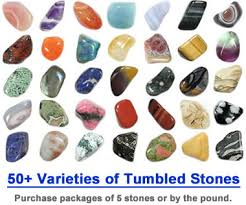 Polished Stone Identification Pictures Of Tumbled Rocks