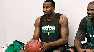 kendrick perkins weight loss. Delighful Kendrick AP PhotoWinslow Townson Kendrick Perkins  To Weight Loss C