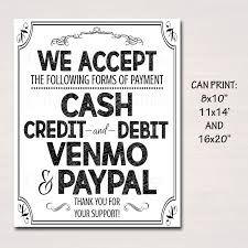 Also, some payment cards may require a zip code to be linked to your account. Cookie Booth Ideas Decor And Signs Tidylady Printables