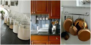 astounding design ideas for little counter space organizing a small kitchen