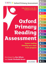 Oxford Primary Reading Assessment Handbook Review