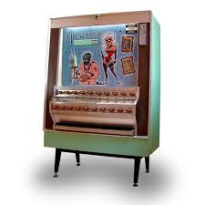 Cigar Vending Machine For Sale Impressive Artomat Retired Cigarette Vending Machines Converted To Sell Art