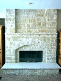 installing stone veneer fireplace stacked cost outdoor sto