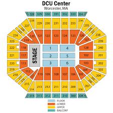Veracious Dcu Seat Map 2019