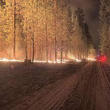Bootleg Fire now 212K acres; emergency ...