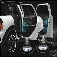 Ram Door Projector Lights Wireless Car Led Jeep Ghost Shadow Laser Lights Jeep