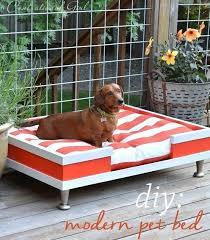diy outdoor dog bed dog bed diy outdoor pet bed