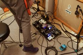 Bellringer LP recording sessions begin - Mark Deutrom