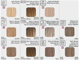 Guy Tang Toners Colour Chart 33 Rigorous Aveda Color Chart For Hair Color