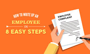 Employee Of The Month Write Ups How To Write Up An Employee In 8 Easy Steps When I Work