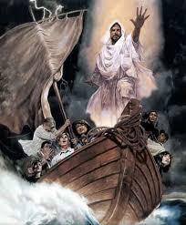 Resultado de imagem para JESUS ACALMANDO AS TEMPESTADES - IMAGENS