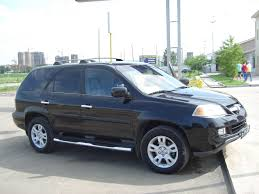Acura MDX 3.5 2005 Technical specifications | Interior and ...