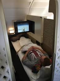 30 Crazy Things About My 17000 First Class Flight In The Etihad