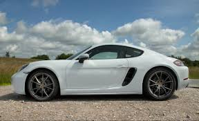2017 Porsche 718 Cayman S - On Track - YouTube