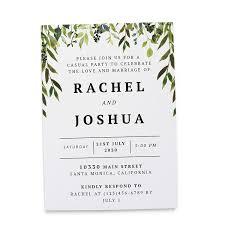 Amazon Com Wedding Reception Invitation Cards Marriage