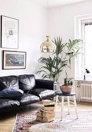 black sofa ideas couches living room
