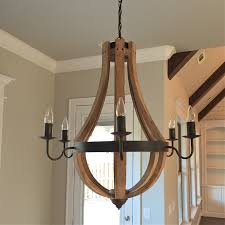 image of creative co op lighting farmhouse