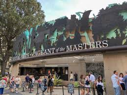 Pageant Of The Masters 2018 Seating Chart Pageant Of The Masters 2018 Living Art In Laguna Beach