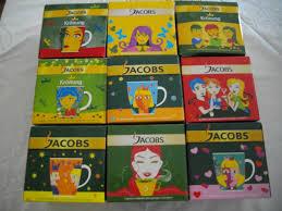 10 X X X Jacobs Ritzenhoff Sammeltasse Tasse Edition 3 4 5 9 10 11