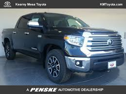 2018 New Toyota Tundra 2WD Limited CrewMax 5.5' Bed 5.7L at Kearny ...