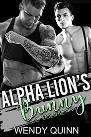Alpha Lion's Bunny by Wendy Quinn