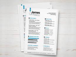 Award Winning Modern Resume Templates Free Download Modern Resume Cv Template Free Download 2019 Resumekraft