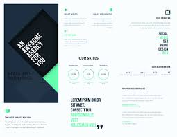 Design Brochure Online Free 5 Free Online Brochure Templates To Create Your Own Brochure _