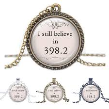 Quote Jewelry Interesting Quote Jewelry I Still Believe In 4848 Pendant Fairy Tale Jewelry