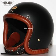 500 tx vintage leather trim brown leather matt black