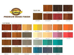 Cabot Solid Stain Color Chart Deck Interesting Cabot Stain For Your Deck Color Design