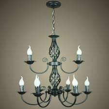 top 51 awesome rustic outdoor chandelier crafthubs wrought iron chandeliers creative spanish pendant lighting led red