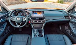 2018 honda accord review alone in the