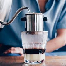 The most famous vietnamese coffee amongst non locals is the one you see in the images here, dark strong coffee, dripping onto an inch high of sweet condensed milk. Vietnamese Coffee Phin Filter Medium 8oz Stainless Steel The Reluctant Trading Experiment