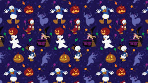 Louie Trick-or-Treat Wallpaper ...
